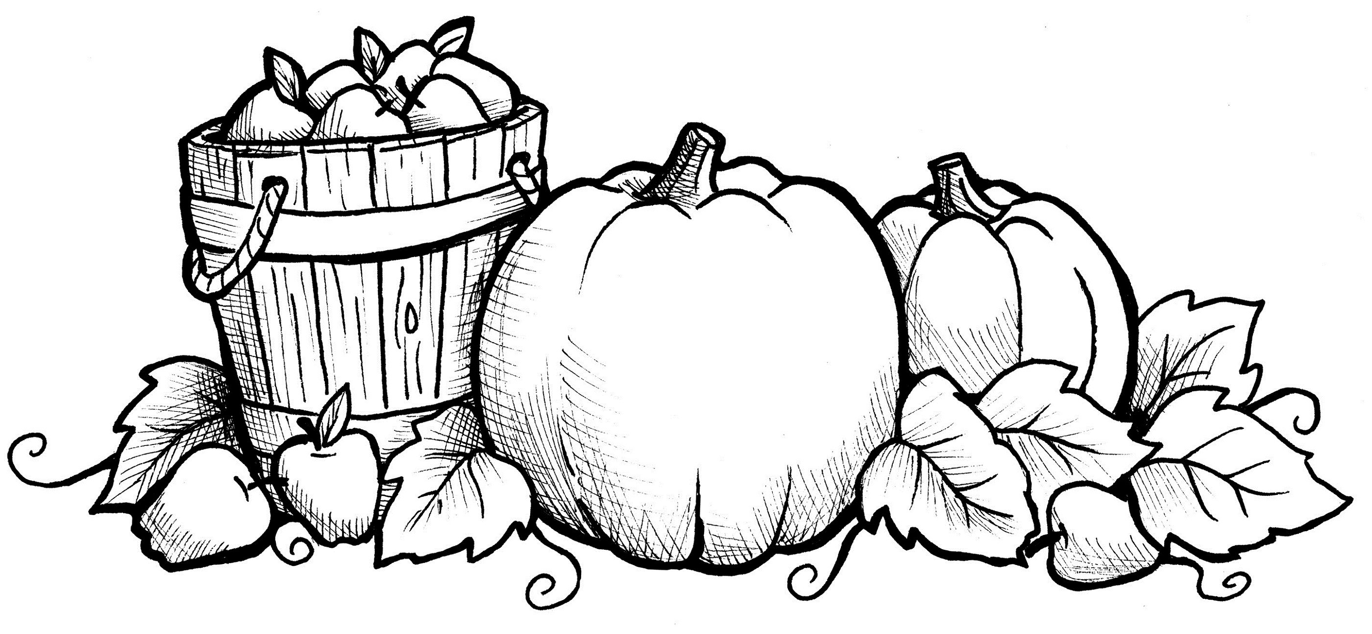 Fall Coloring Pages  Fall Coloring Sheets Printable