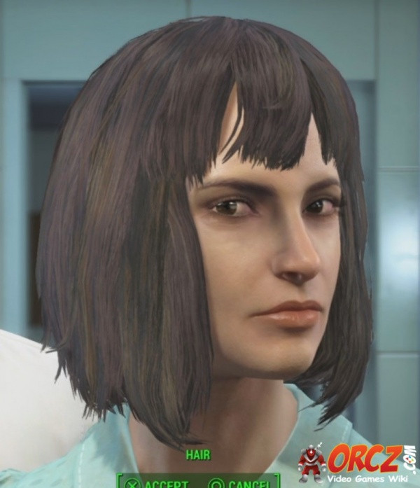 Fallout 4 Female Hairstyles  Fallout 4 Female Hairstyles