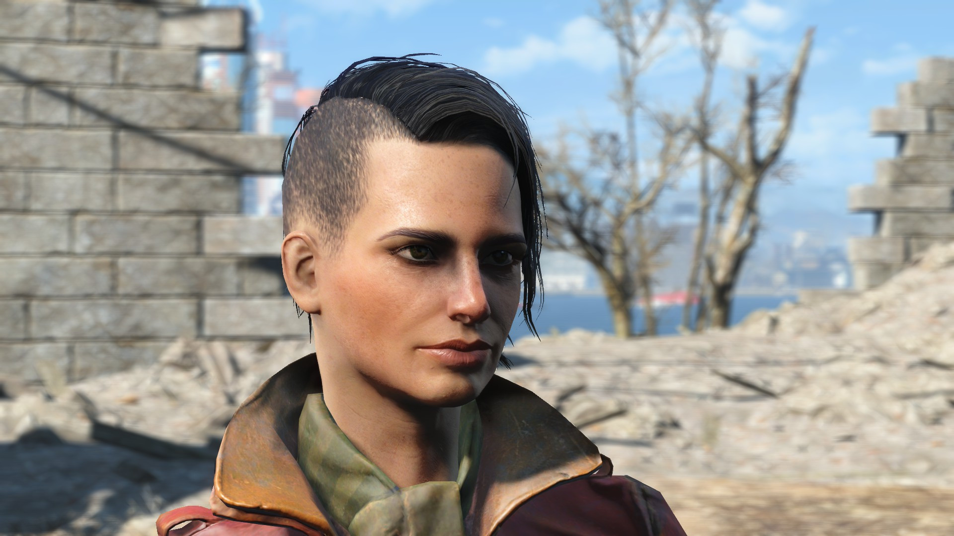 Fallout 4 Female Hairstyles List  Fallout 4 Hair Styles