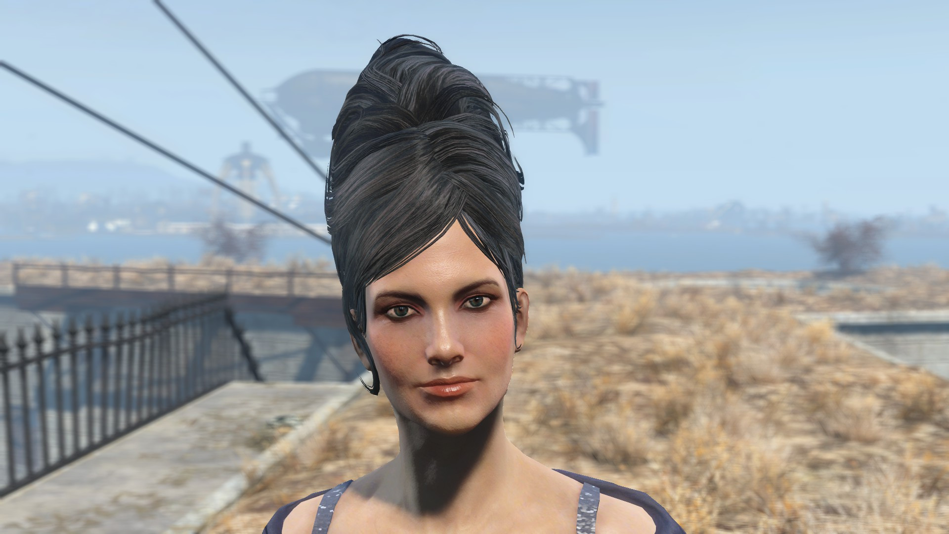 Fallout 4 Female Hairstyles  panion Hairstyle Selection Fallout 4 Mod