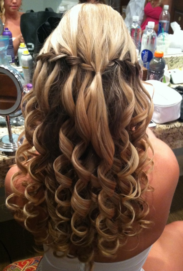 Best ideas about Fancy Hairstyles For Long Hair . Save or Pin 25 Prom Hairstyles For Long Hair Braid Now.