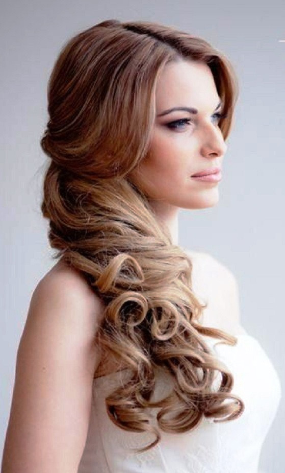 Best ideas about Fancy Hairstyles For Long Hair . Save or Pin 20 Prom Haircuts Ideas For Long Hair Now.