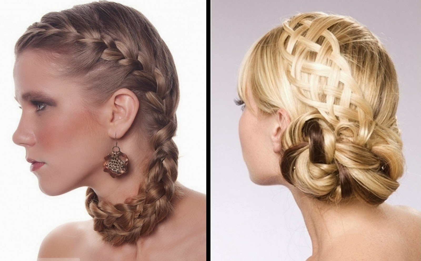 Best ideas about Fancy Hairstyles For Long Hair . Save or Pin 100 Delightful Prom Hairstyles Ideas Haircuts Now.