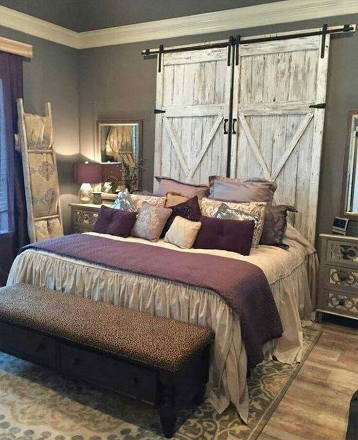 Best ideas about Farmhouse Bedroom Decor . Save or Pin 39 Best Farmhouse Bedroom Design and Decor Ideas for 2019 Now.