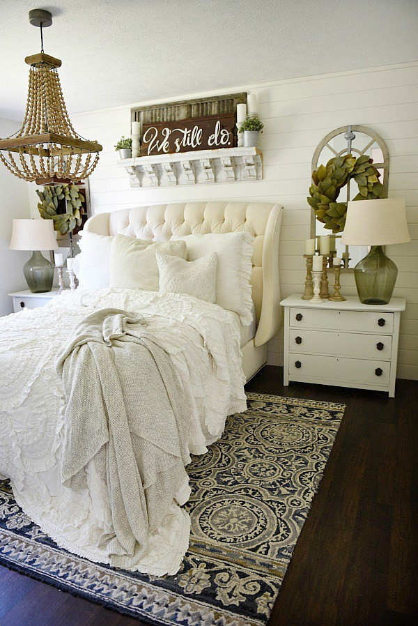 Best ideas about Farmhouse Bedroom Decor . Save or Pin 15 Farmhouse Bedroom Ideas Anyone Can Replicate The Now.