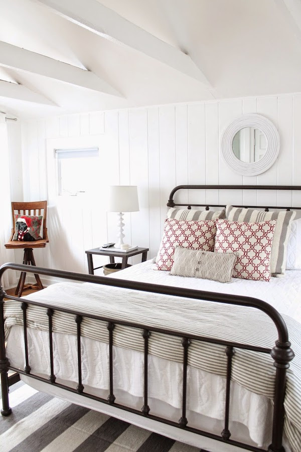 Best ideas about Farmhouse Bedroom Decor . Save or Pin Inspired By Round Mirrors The Inspired Room Now.