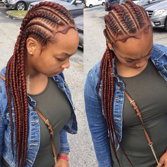 Feed In Braids Hairstyles  50 Absolutely Beautiful Feed In Braids Styles