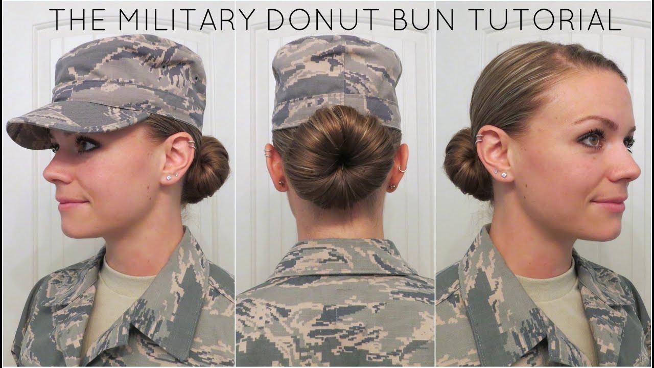 Female Army Hairstyles  Marine Female Hair Regulations