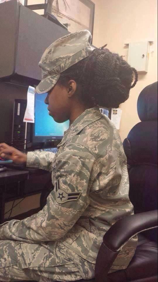 Female Army Hairstyles  female army haircuts Haircuts Models Ideas