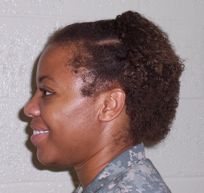 Female Army Hairstyles  Black Female Military Hairstyles Hairstyles By Unixcode