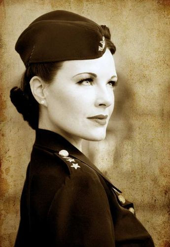 Female Army Hairstyles  Female Military Hairstyles