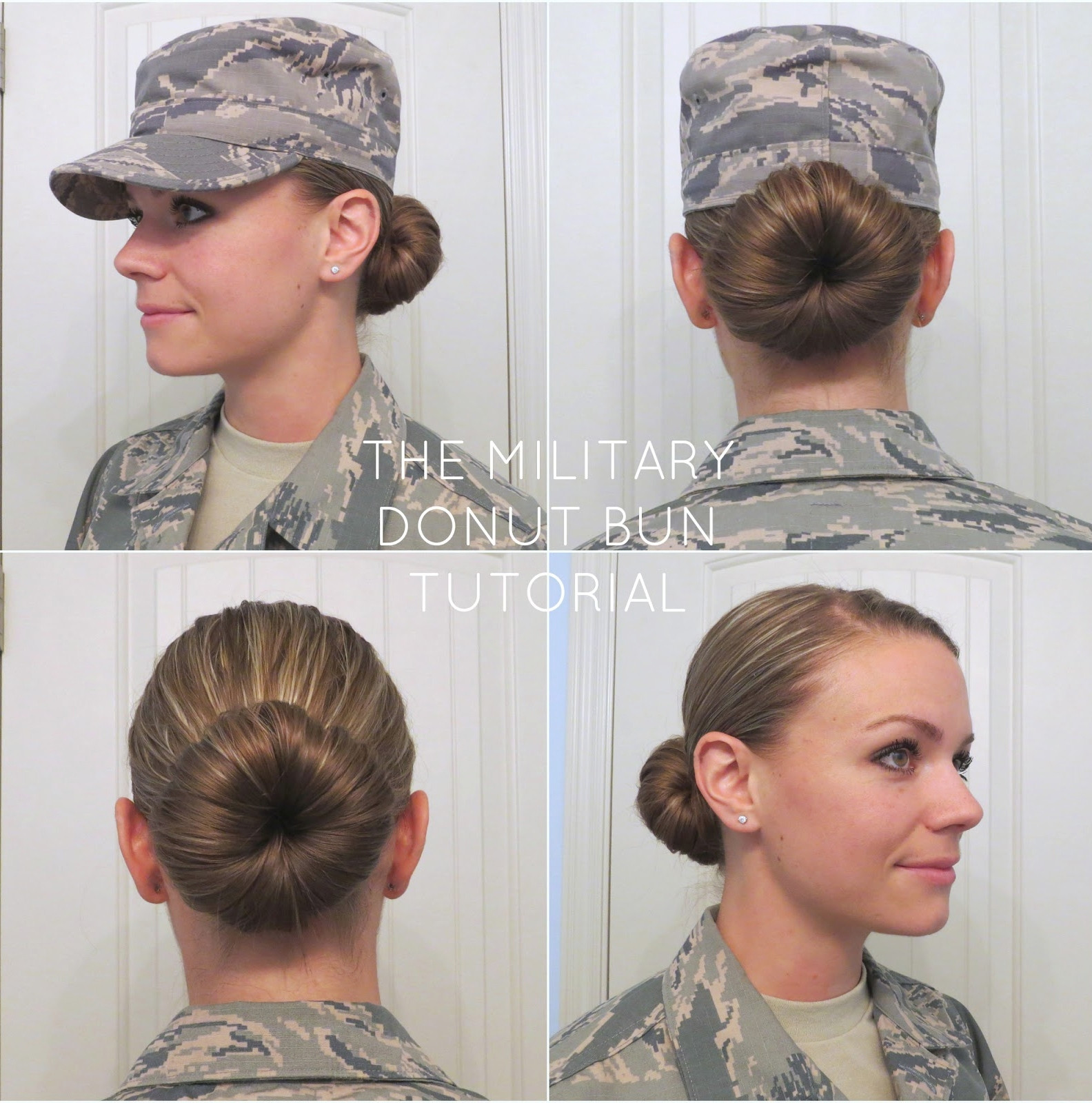 Female Army Hairstyles  Military Hairstyles For Women