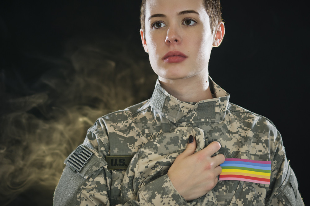 Female Army Hairstyles  Army prepares women to shower with men as part of