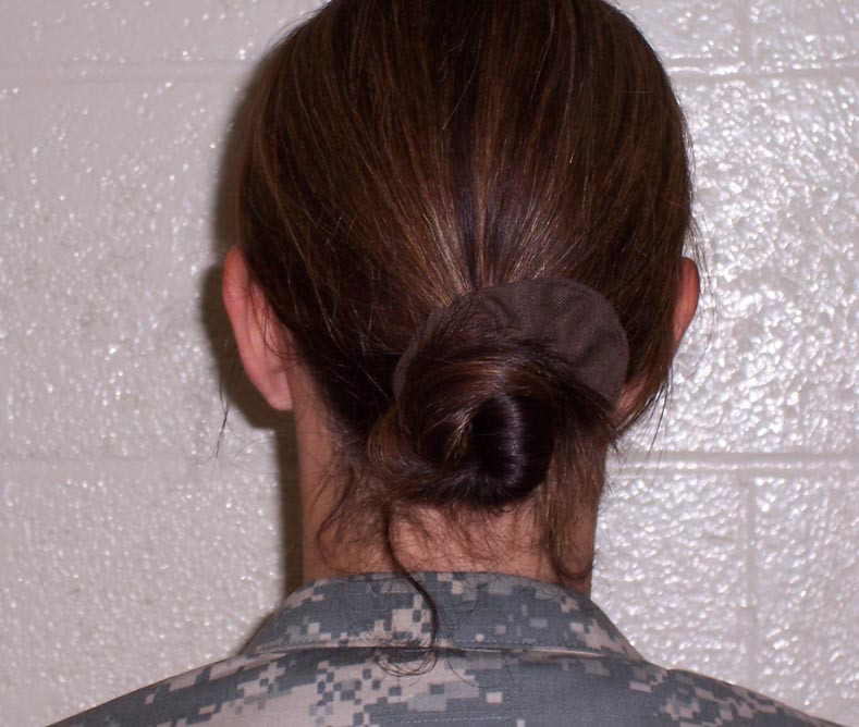 Female Army Hairstyles  Military Acceptable Haircuts