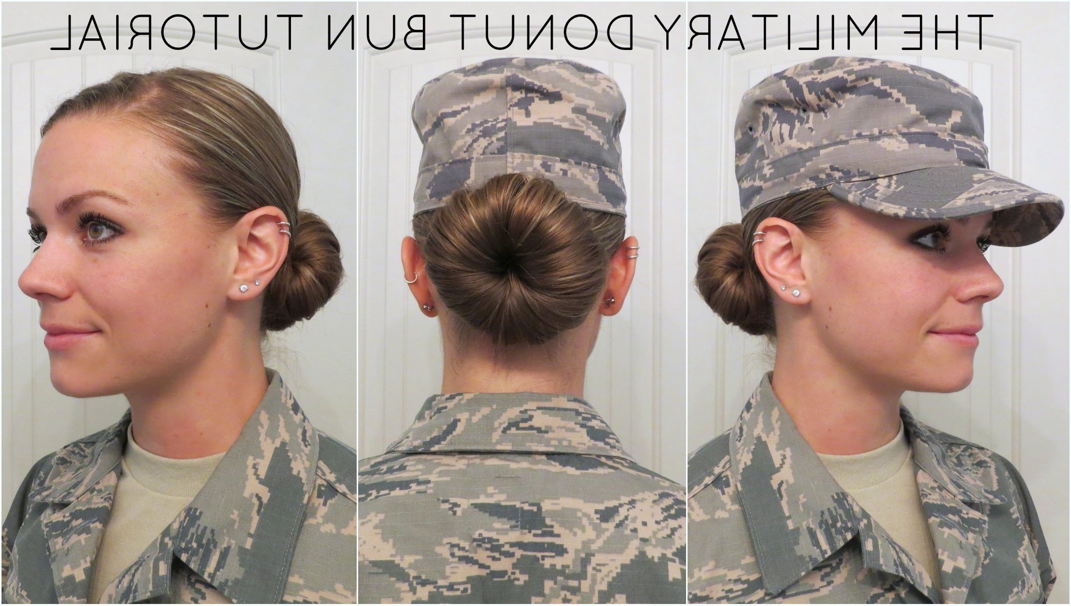 Female Authorized Hairstyles Army  female military haircuts Haircuts Models Ideas