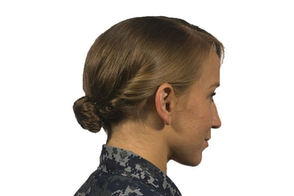 Female Authorized Hairstyles Army  Navy Issues New Hairstyle Policies for Female Sailors