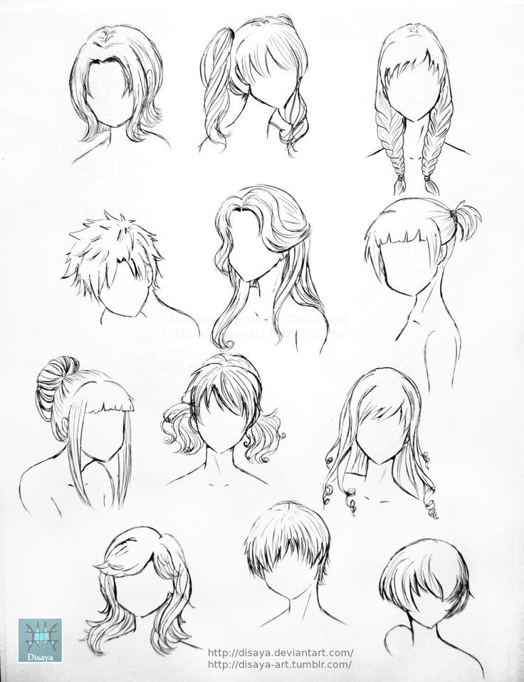 Best ideas about Female Hairstyles Anime . Save or Pin Best 25 Girl drawings ideas on Pinterest Now.