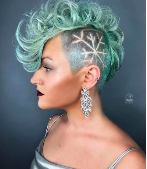 Female Mohawk Hairstyles  17 female mohawk hairstyles that ll really turn heads
