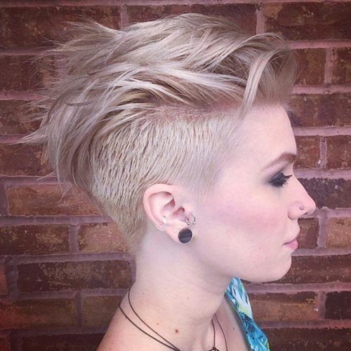 Female Mohawk Hairstyles  70 Most Gorgeous Mohawk Hairstyles of Nowadays
