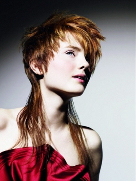 Female Mullet Hairstyles Photos  Short mullet hairstyles for women