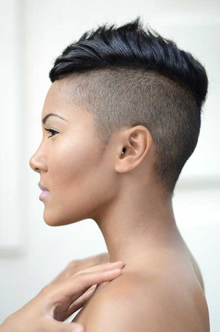 Female Shaved Haircuts  Shaved Hairstyles
