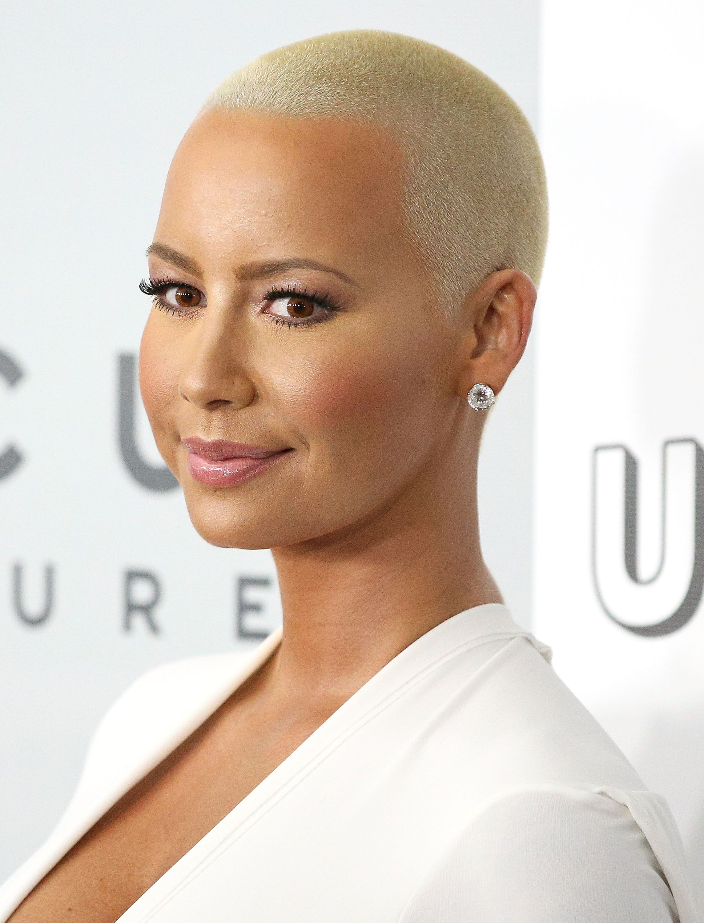 Best ideas about Female Shaved Head Hairstyles . Save or Pin 15 Famous Women Who Shaved Their Heads Hair Now.