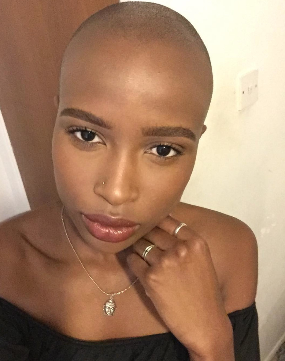Best ideas about Female Shaved Head Hairstyles . Save or Pin 10 Beautiful Women Who Will Inspire You To Shave Your Head Now.