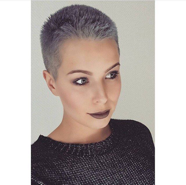 Best ideas about Female Shaved Head Hairstyles . Save or Pin Best 25 Shaved heads ideas on Pinterest Now.