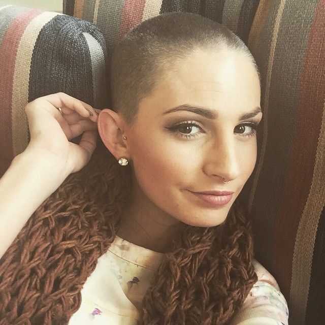 Best ideas about Female Shaved Head Hairstyles . Save or Pin Haircut headshave and bald fetish blog Now.
