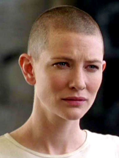 Best ideas about Female Shaved Head Hairstyles . Save or Pin 14 Female Celebrities Who Sported Buzz Cuts Now.