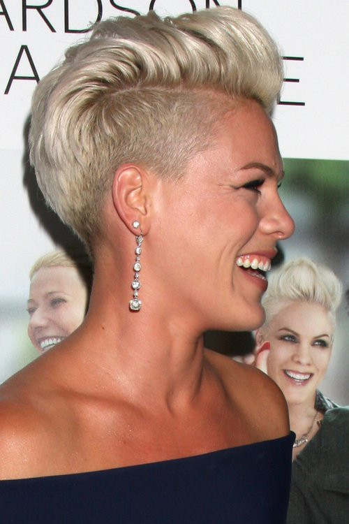 Female Undercut Hairstyle  Undercut Hairstyle Undercut and Shaved Hairstyles for Women