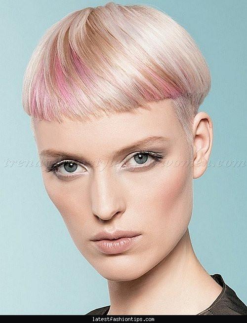Female Undercut Hairstyle  Women s undercut hairstyles LatestFashionTips