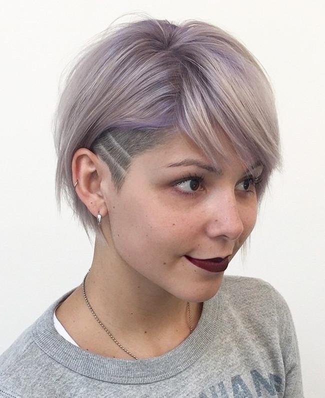 Female Undercut Hairstyles  Women Hairstyle Trend in 2016 Undercut hair