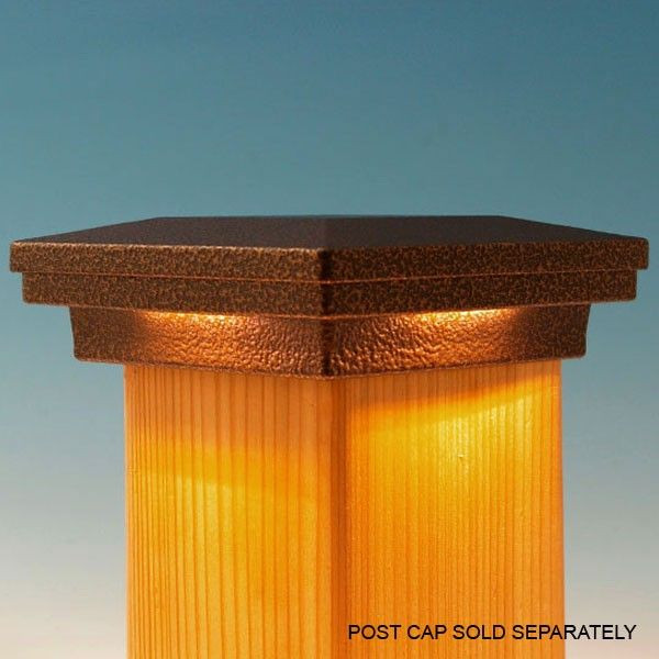 Best ideas about Fence Post Lights . Save or Pin 19 best Fence Post Caps images on Pinterest Now.