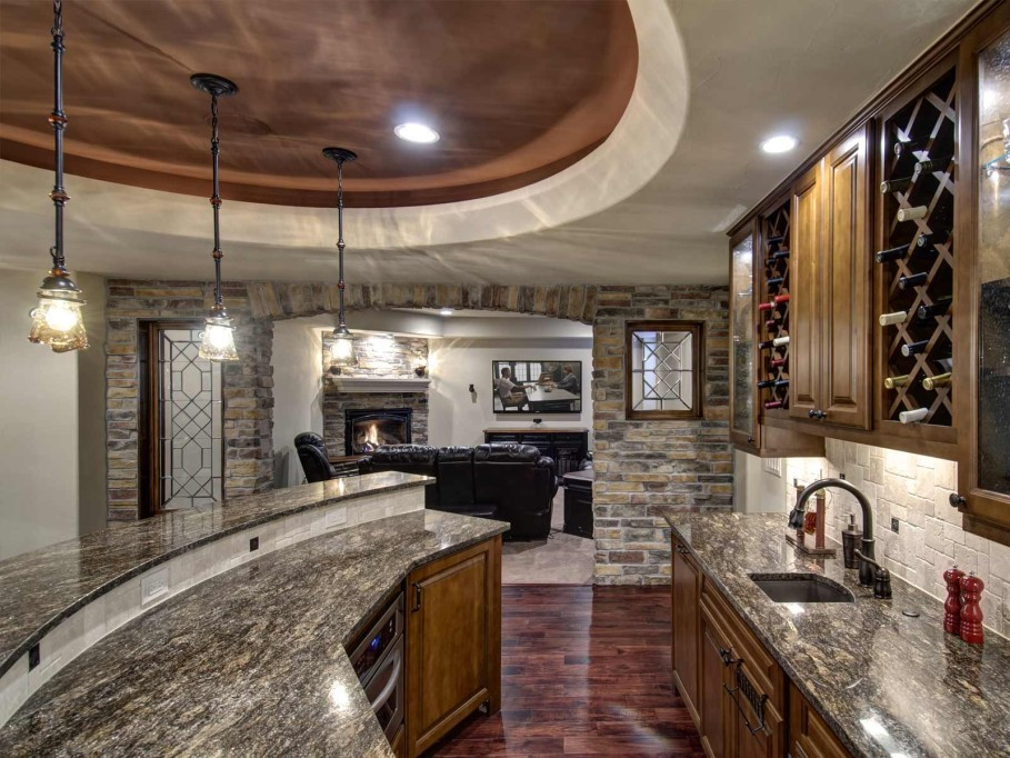 Best ideas about Finish Basement Ideas . Save or Pin Finished Basement Ideas for Cozy Additional Living Space Now.