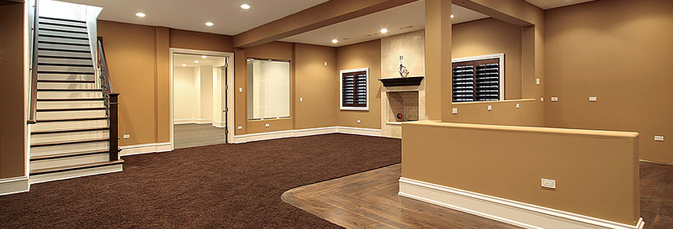 Best ideas about Finish Basement Ideas . Save or Pin ing Up With Finished Basement Ideas That Work For Your Now.