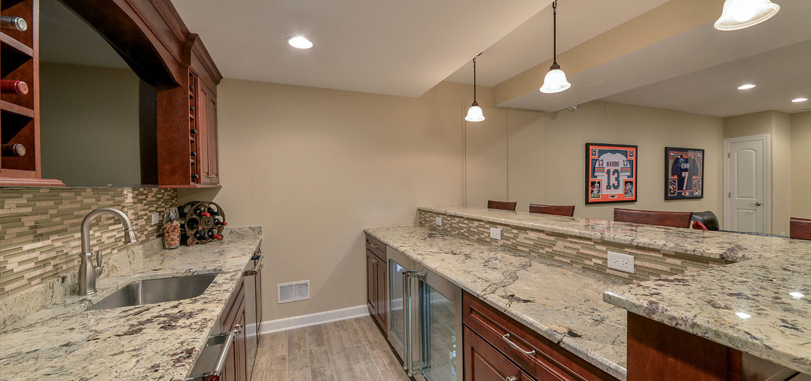 Best ideas about Finish Basement Ideas . Save or Pin 45 Amazing Luxury Finished Basement Ideas Now.