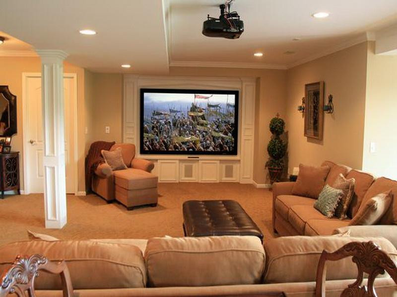 Best ideas about Finishing A Basement Ideas . Save or Pin Cheap Basement Finishing Ideas 3 Options for You Now.