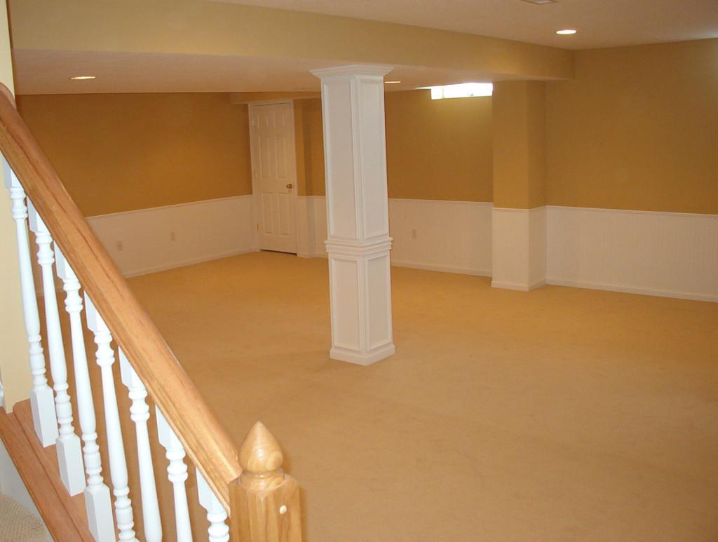 Best ideas about Finishing Basement Ideas Cheap . Save or Pin cheap basement finishing ideas Now.