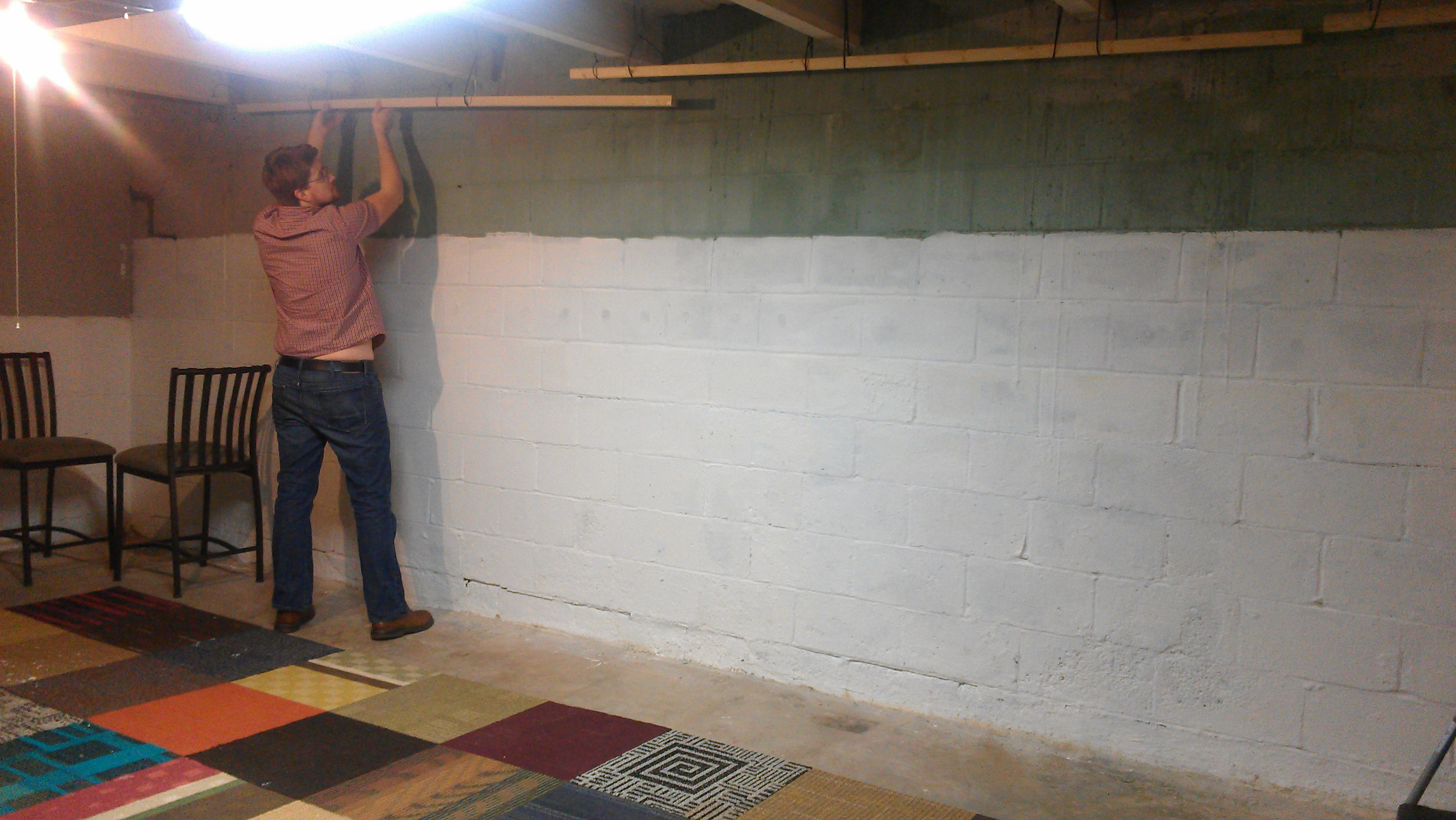 Best ideas about Finishing Basement Ideas Cheap . Save or Pin 57 Cheap Basement Ceiling Options Best Living Room Now.