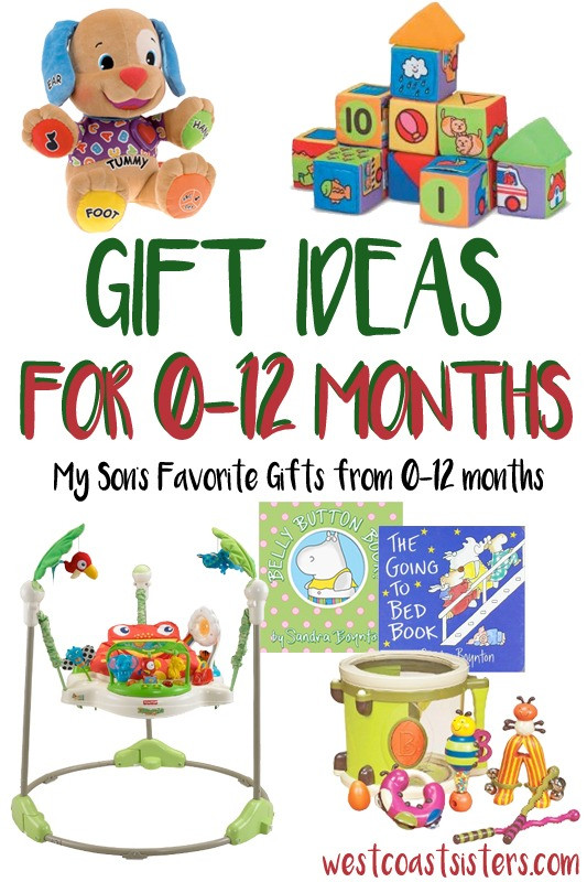First Baby Gift Ideas  Baby s First Christmas Gifts