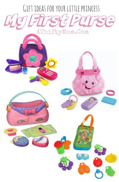 First Baby Gift Ideas  My First Purse Baby Girl Toddler t ideas for little