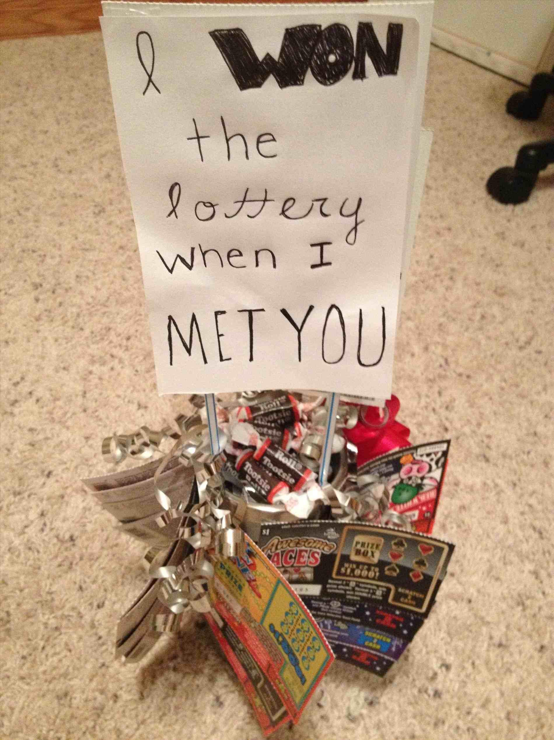 First Christmas With Boyfriend Gift Ideas  Creative Craft Ideas For Boyfriend