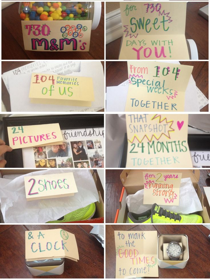 First Christmas With Girlfriend Gift Ideas  52 best DIY Anniversary images on Pinterest