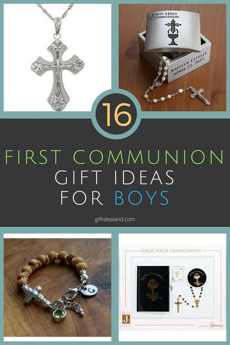 First Communion Gift Ideas For Boys  Best 25 munion ts ideas on Pinterest