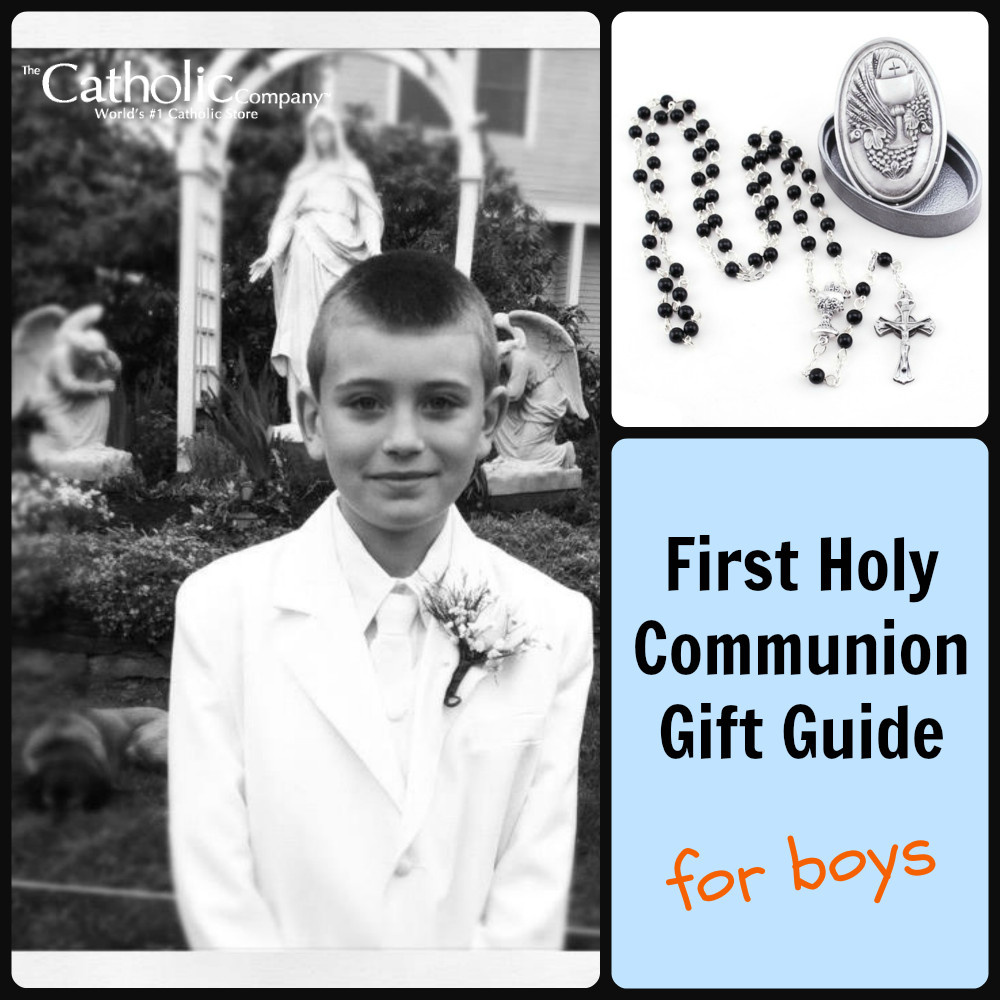 First Communion Gift Ideas For Boys  First Holy munion Gift Guide for Boys