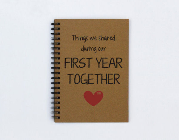 Best ideas about First Wedding Anniversary Gift Ideas . Save or Pin 15 Paper Gifts for Your First Wedding Anniversary Now.
