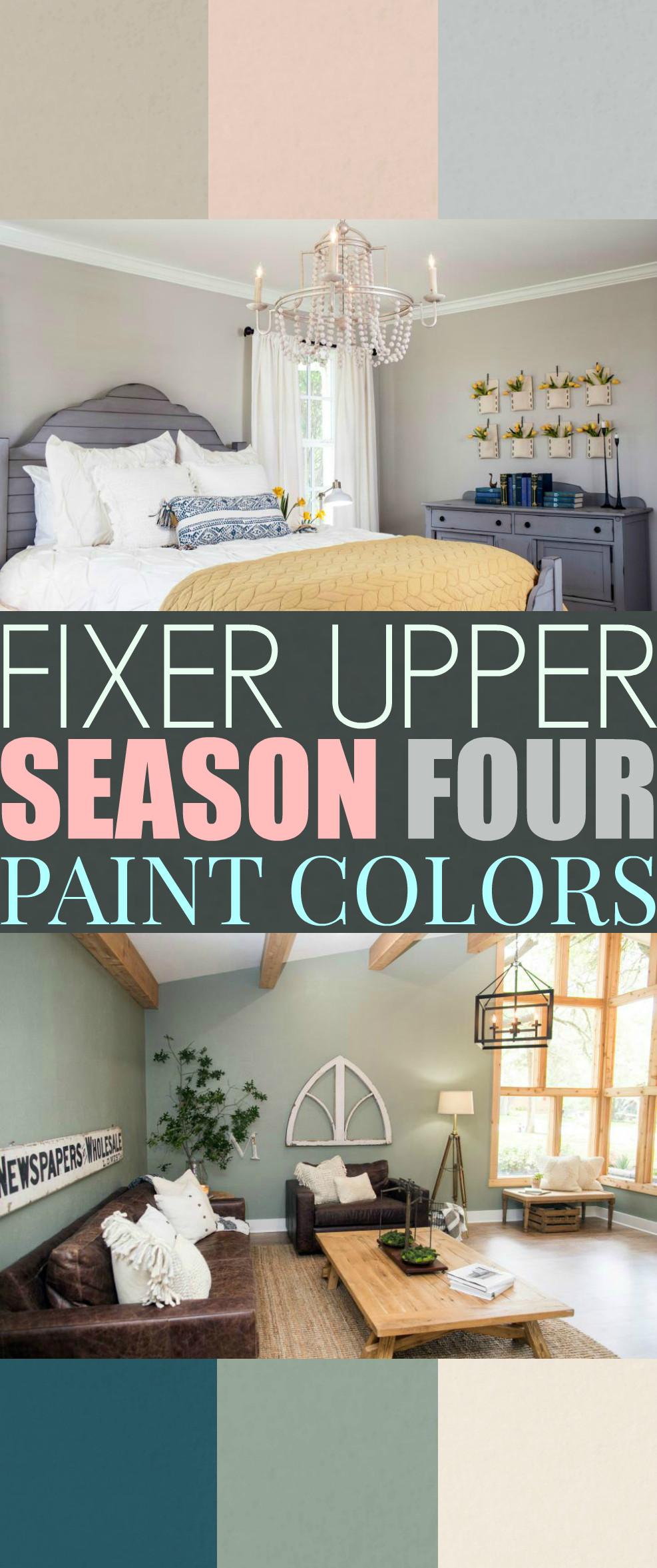 Best ideas about Fixer Upper Paint Colors . Save or Pin Fixer Upper Bedroom Paint Colors Now.