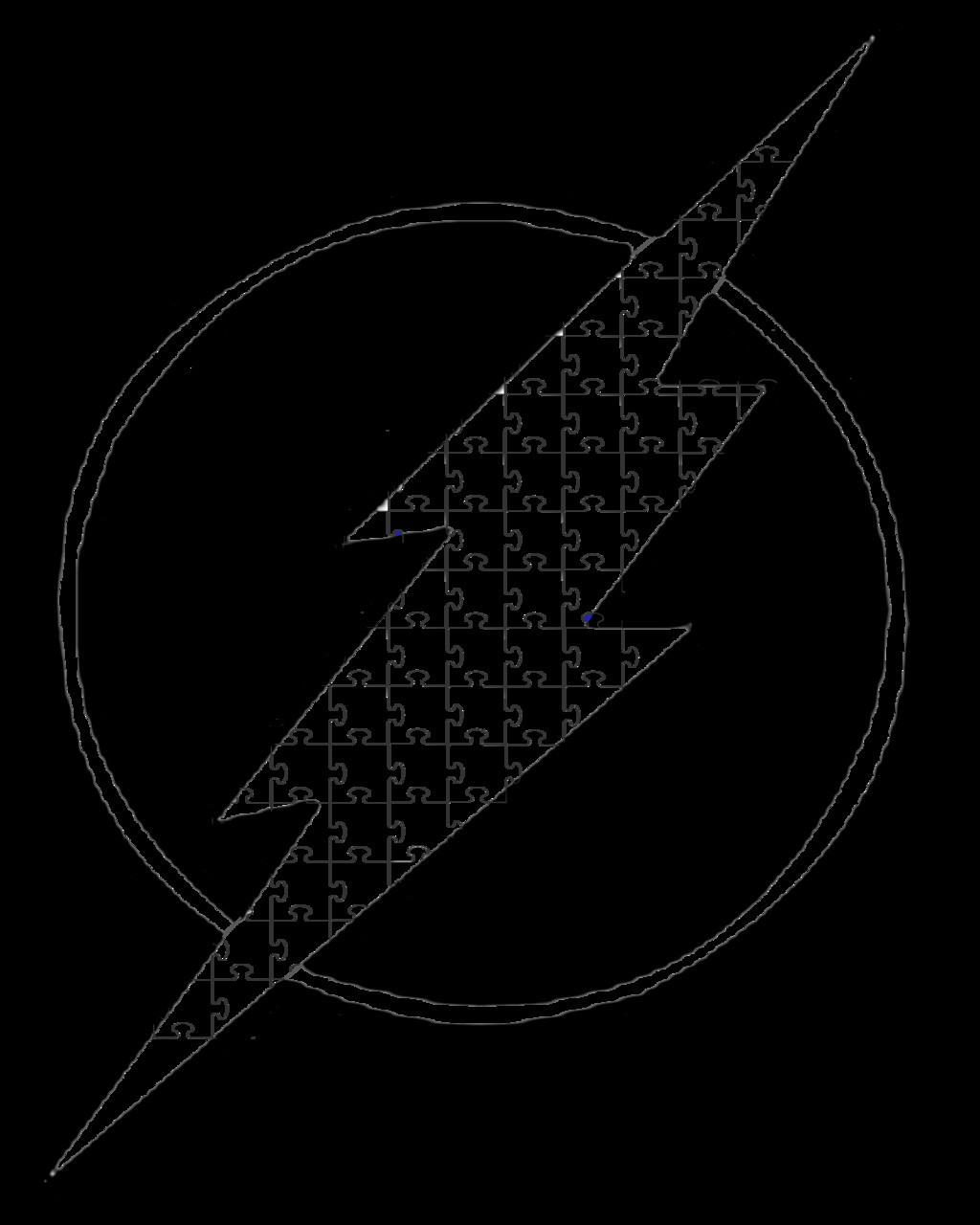 Flash Symbol Coloring Pages  Lineart Abstract Surreal Miscellaneous on color me club