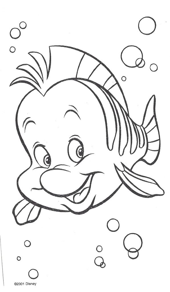 Flounder Coloring Pages  flounder by lydamyjac
